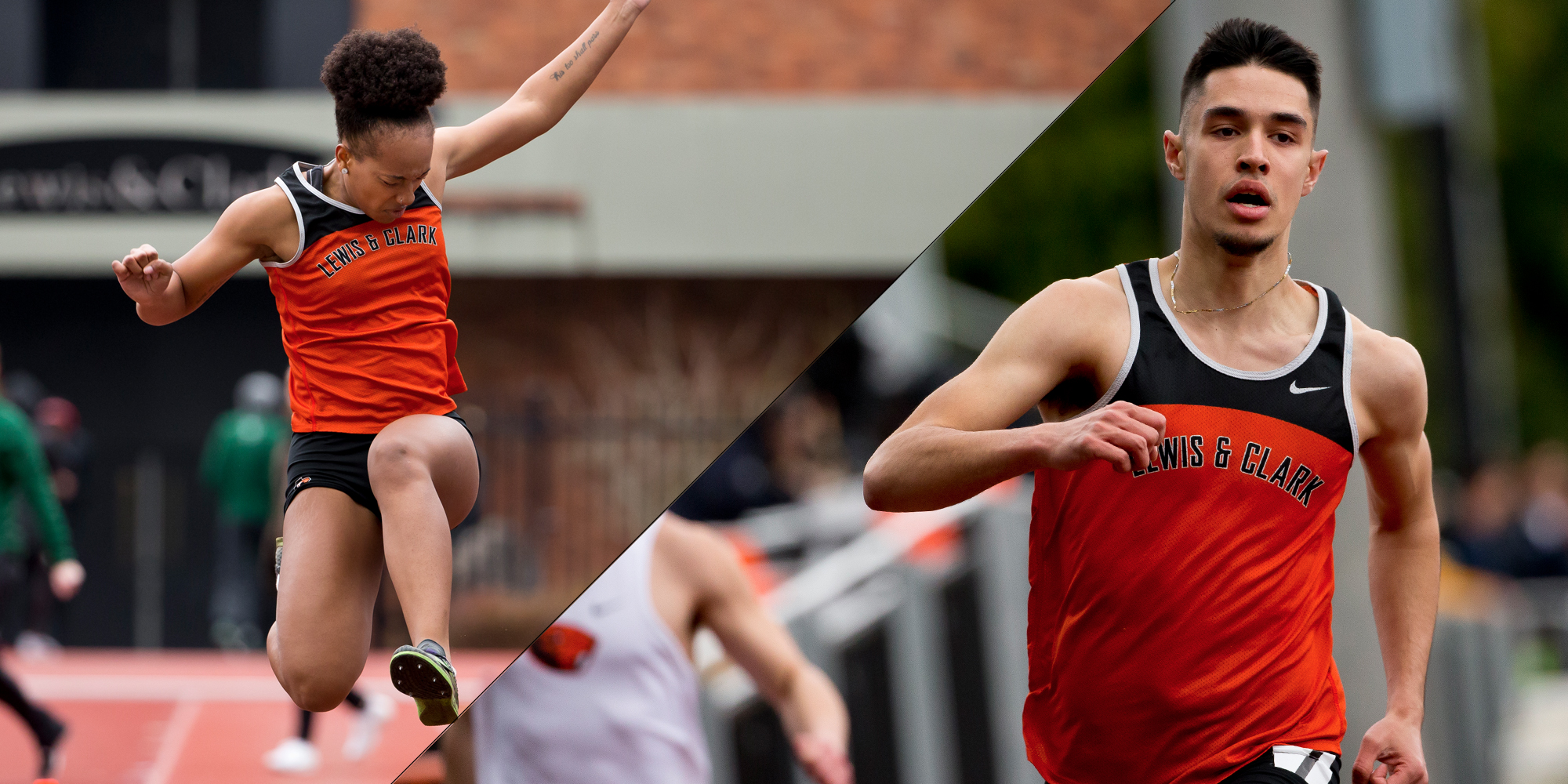 Pios Set 16 PRs at the L&C Invitational