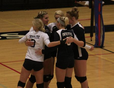 Women's Volleyball Announces 2012 Schedule, Including Four DIII Opponents