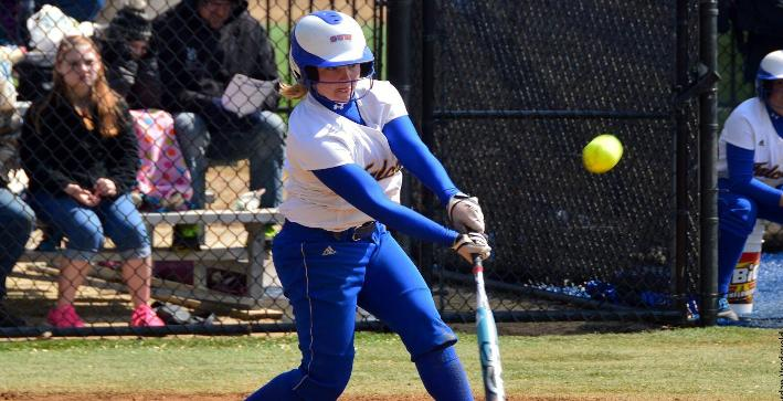 Top-seeded Aurora downs Softball in NACC Tournament game