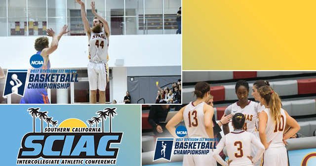 Athenas and Stags Exit NCAA Basketball Tournament