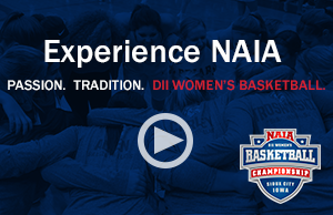 NAIA Women's DII Basketball Championships Video