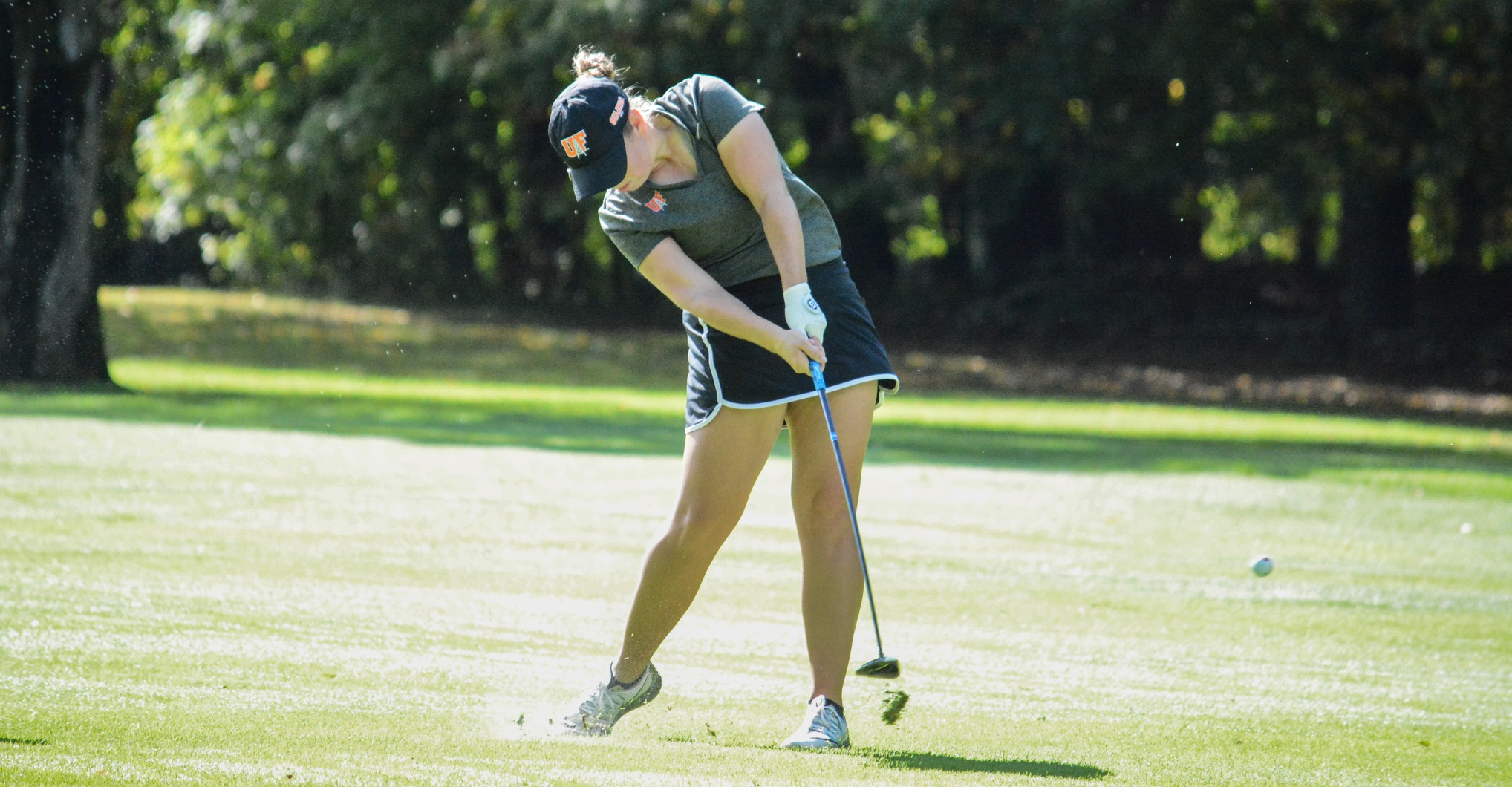 Torres Shoots Even Par in National Championship Second Round