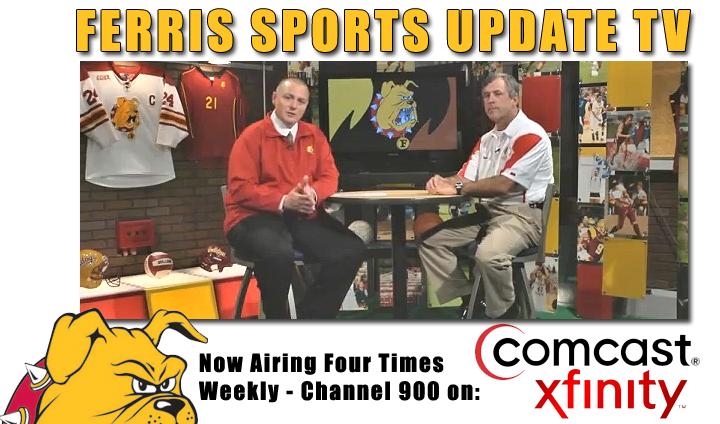 Ferris Sports Update TV Show Now Available On Comcast Xfinity