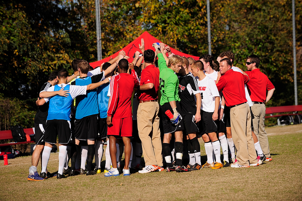 Catholic Men's Soccer Predicted to Finish Second