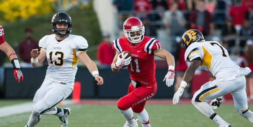 Football Drops GLIAC Opener at Wayne State