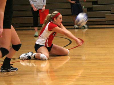 Cardinals push Spartans to five sets before falling 3-2