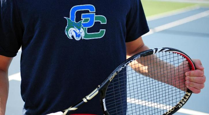 #11 GC Men's Tennis Team Opens Conference Play with 8-1 Win