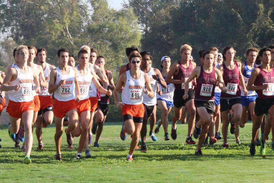 Moore, Piper Lead the Way for Men at Redlands