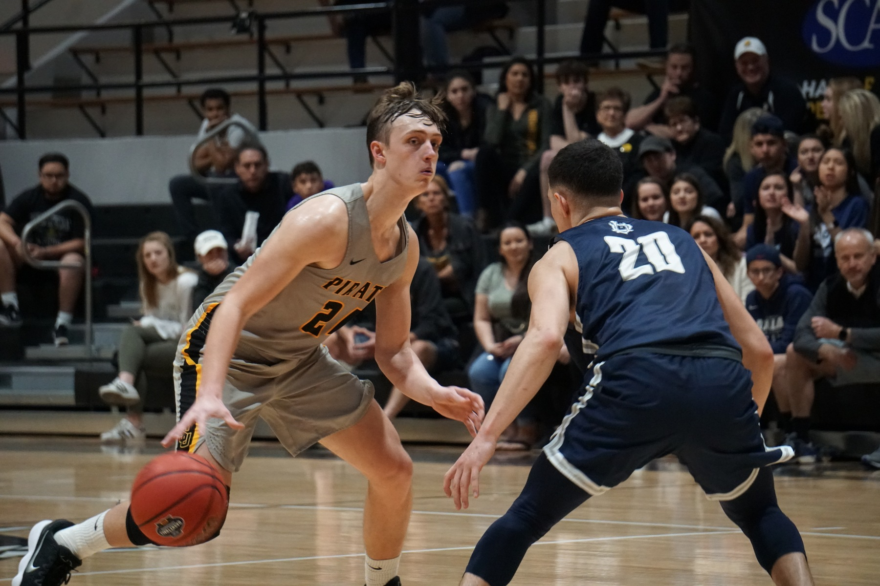 Men's Basketball Upset by Dallas in the SCAC Tournament