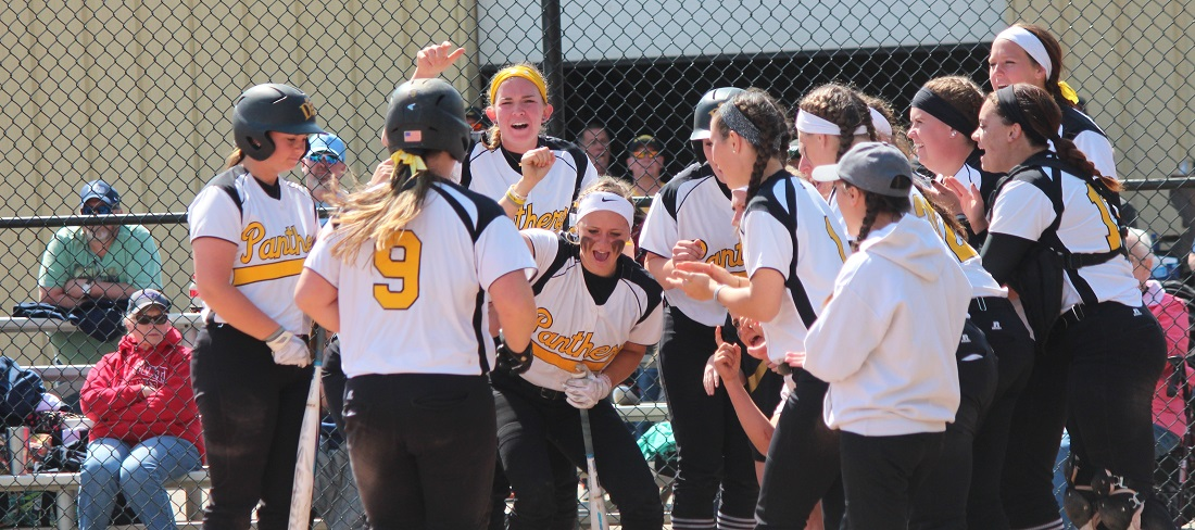 Softball Rallies To Defeat Northwood 4-3 In Game Two On Friends Of Jaclyn Day