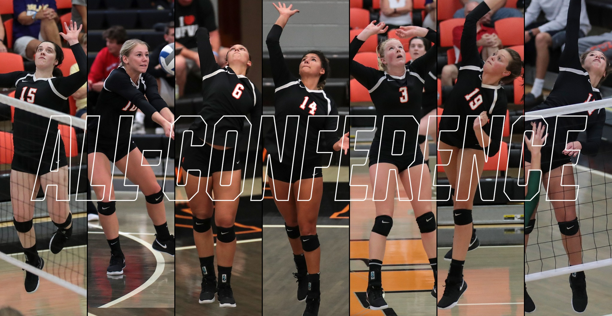 7 Oilers Earn All-Conference Accolades