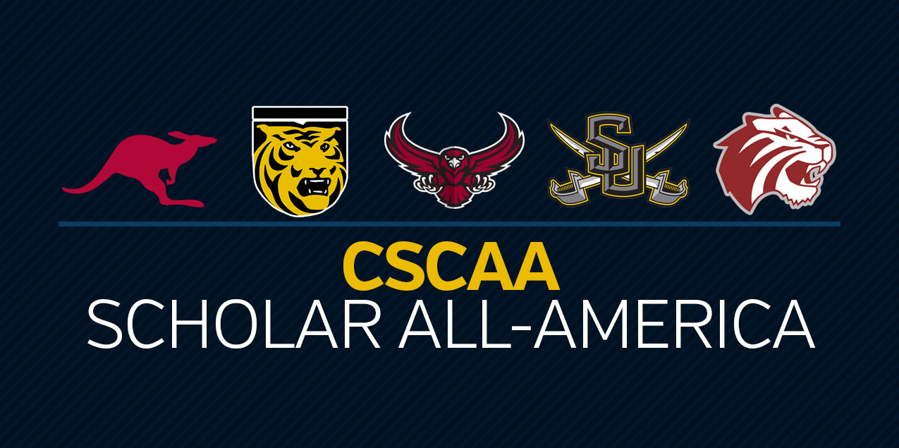 SCAC Has 10 Swimming & Diving Programs Earn CSCAA Scholar All-America Honors