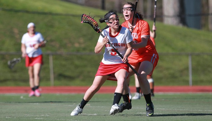 Women's lacrosse suffers setback at Rhodes