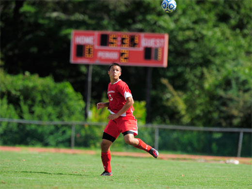 Men's soccer to host one-day clinic