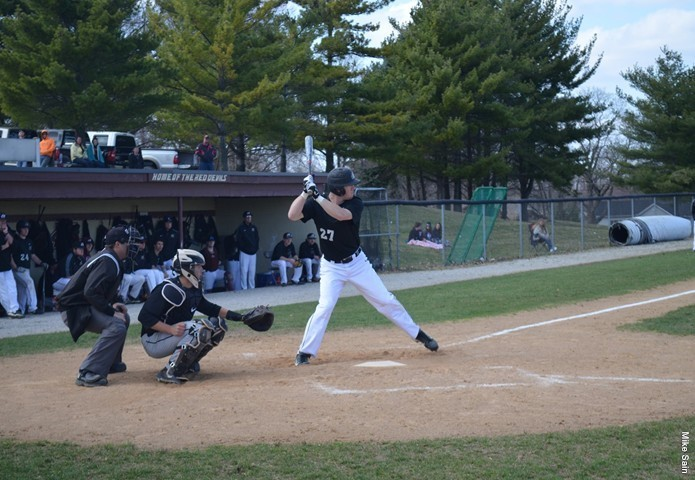 EC baseball drops a pair to SLIAC opponent Iowa Wesleyan