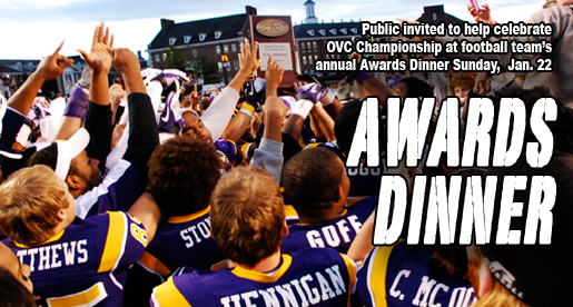 Public invited as Golden Eagles holds annual awards dinner Jan. 22