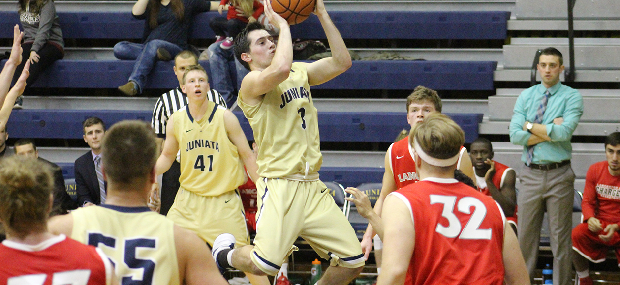 Brandon Martinazzi scored 12 points for Juniata.