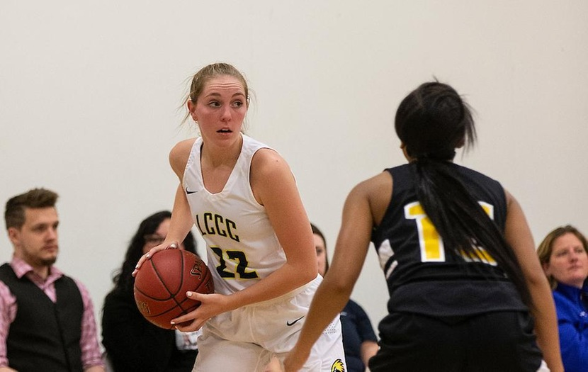 Golden Eagles Pull Away in Second Half to Defeat Eastern Wyoming College, 64-61