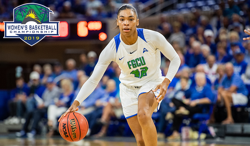 FGCU's Hot Shooting Leads To @ASUNWBB Finals Berth