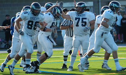 Endicott places 24 on NEFC Academic All-Conference