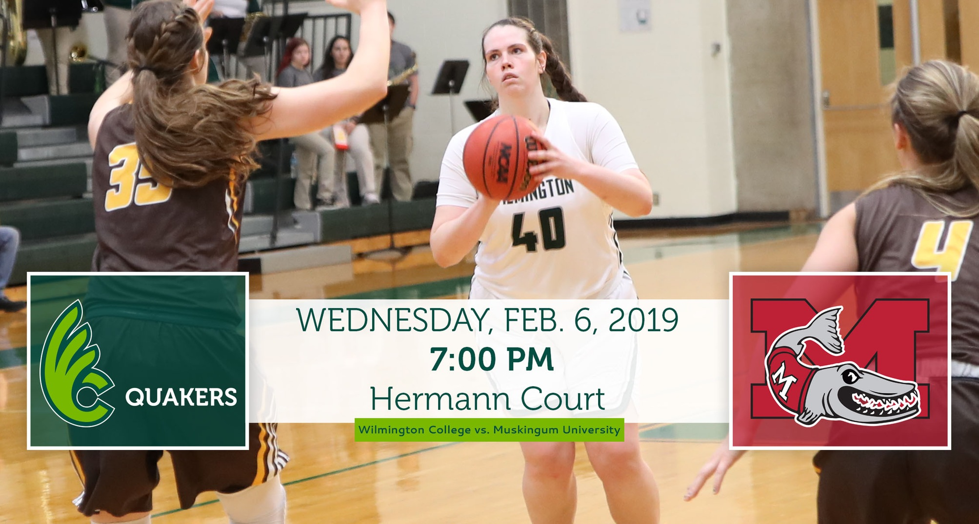 Women's Basketball Hosts Muskingum Wednesday