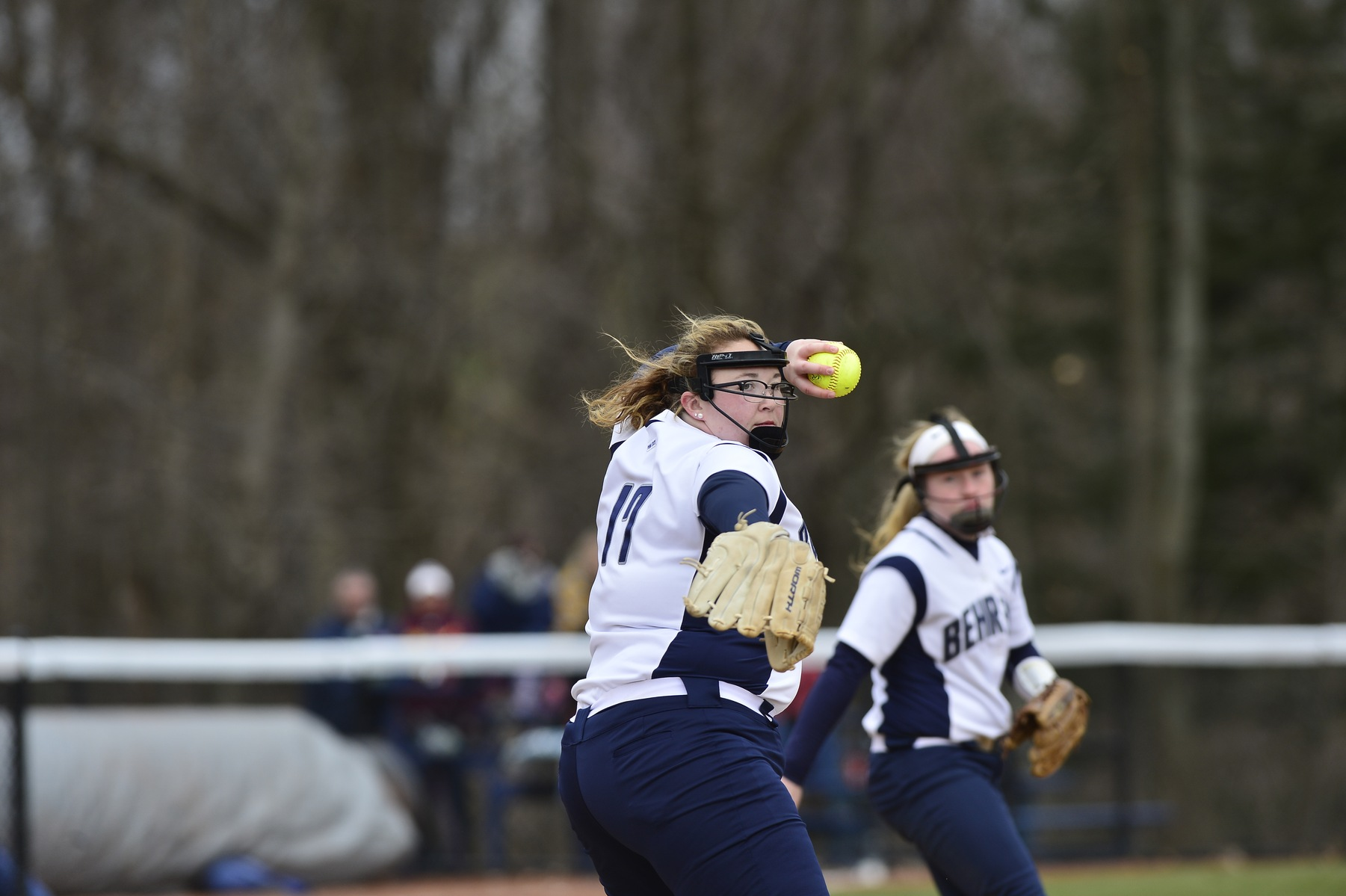 Softball Takes on St. John Fisher Sunday