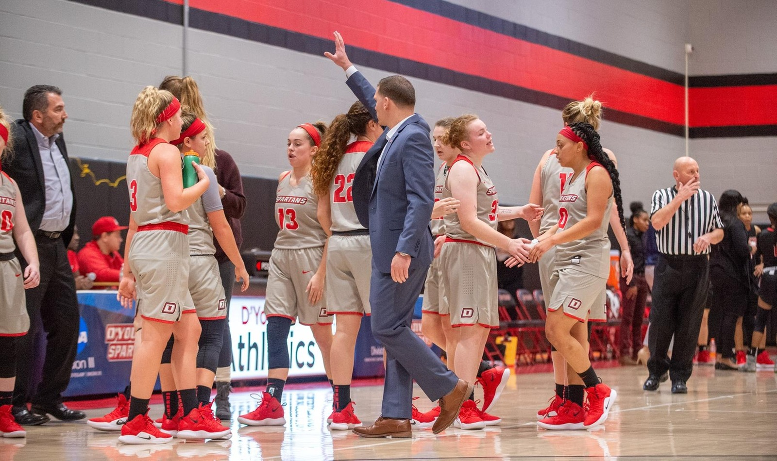 Women Defend Home Court with 13-point Victory over Medaille