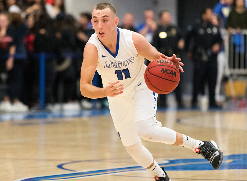 Men's Basketball Bested by Emerson