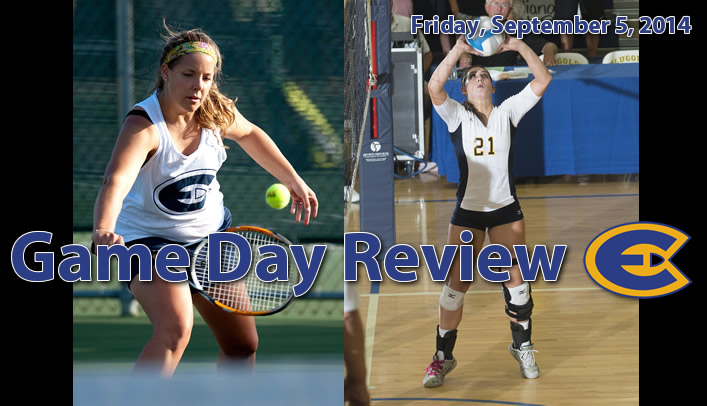 Game Day Review - Friday, September 5, 2014