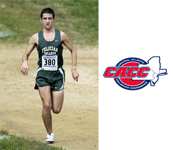 Albano Earns CACC Award For Third Consecutive Week