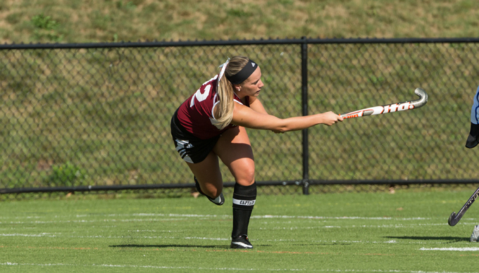 Field Hockey Drops 2-1 at JWU