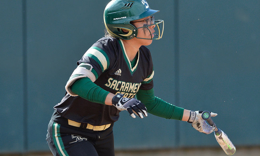 WINNING STREAK SNAPPED AFTER SOFTBALL DROPS A PAIR AT IDAHO STATE