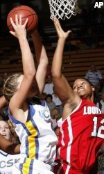 Gauchos Come Up Short Against No. 24 Louisville