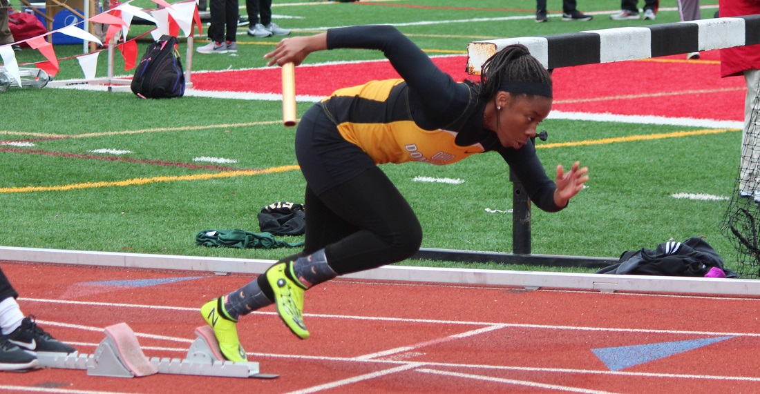 Jessica Starks Open Up Next For Track & Field