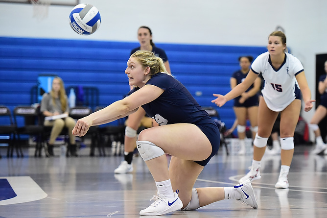 Behrend Volleyball Wins Sixth Straight; Lions Defeat Alfred State