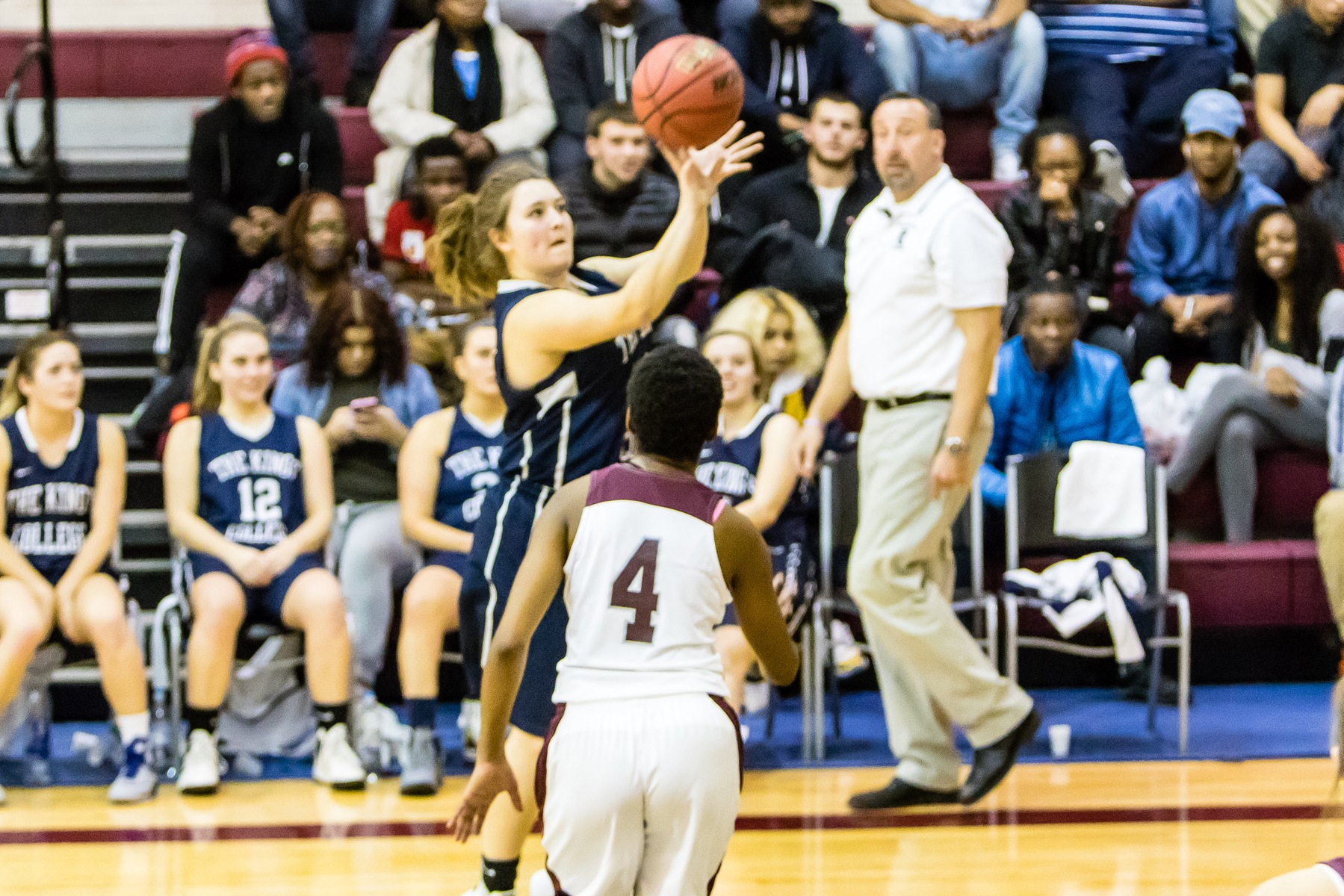 Women's Basketball Downed by Albany Pharmacy