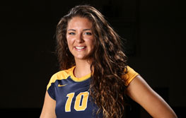 Cobra Spotlight- Toni Hammer, Women's Volleyball
