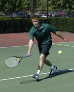 Tennis Prepares For First Competition Of Spring