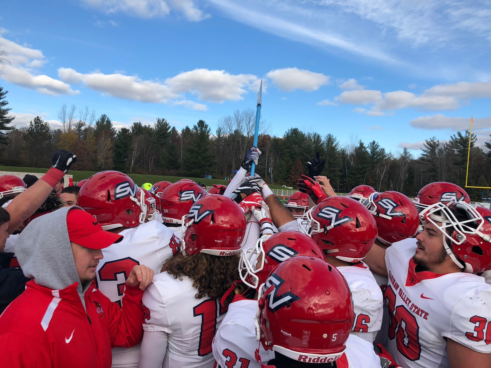 The Axe is Back! Cardinals Defeat Northwood 31-10 in Rivalry Showdown