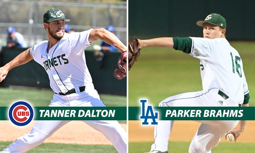 DALTON, BRAHMS SELECTED ON DAY THREE OF 2019 MLB DRAFT