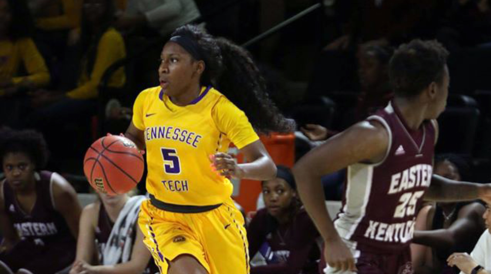 Golden Eagles fall on road to Eastern Kentucky 78-65 on Saturday