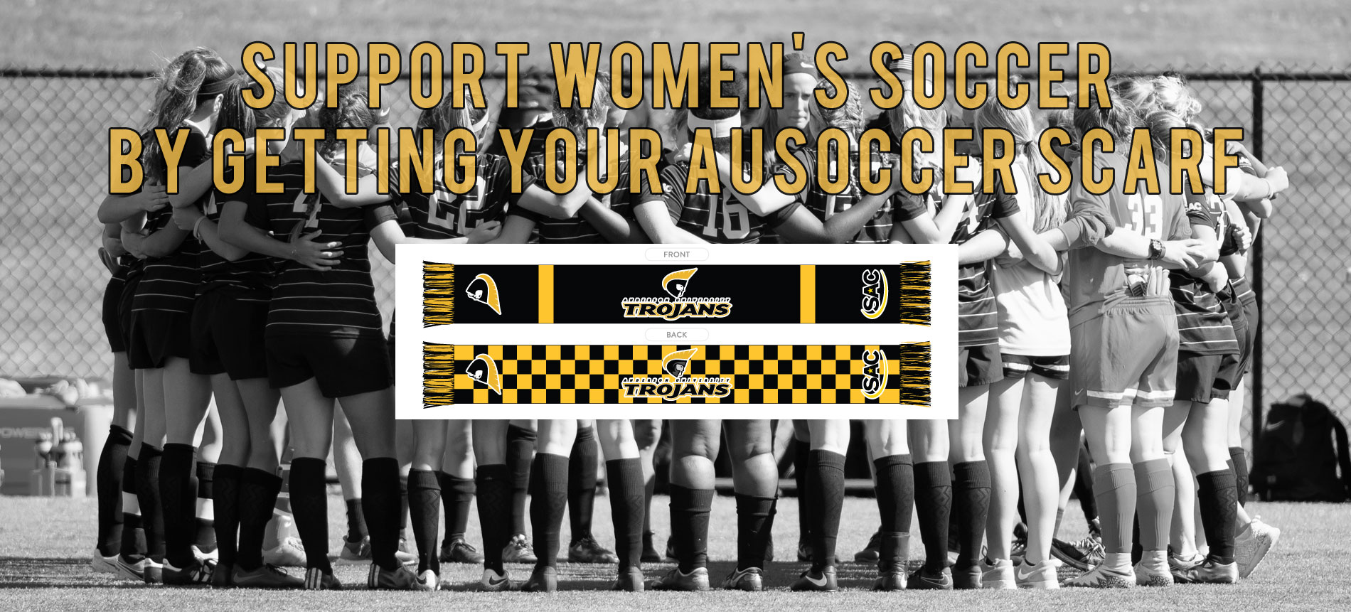 Show Your Support for Women's Soccer By Getting Your Soccer Scarf