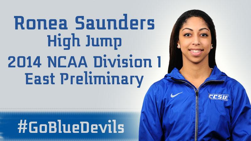 Saunders Set for NCAA East Preliminary
