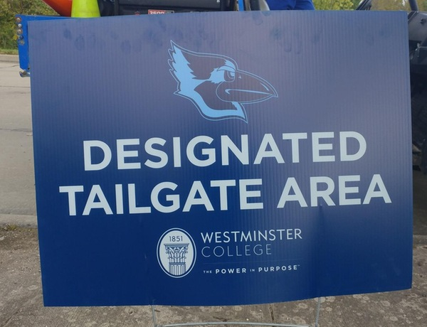 A Westminster Tradition Grows with W.C. Blue Jay Tailgaters