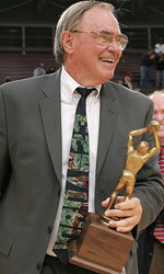 Dick Davey To Retire From Coaching Santa Clara Basketball