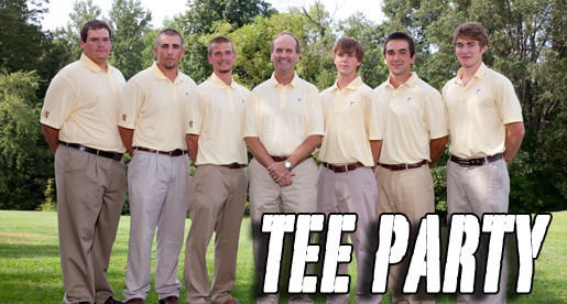 Golden Eagle golfers bidding for OVC Tournament crown