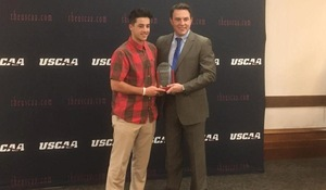 USCAA Student-Athlete of the Year: Brandon Gettig, Penn State DuBois