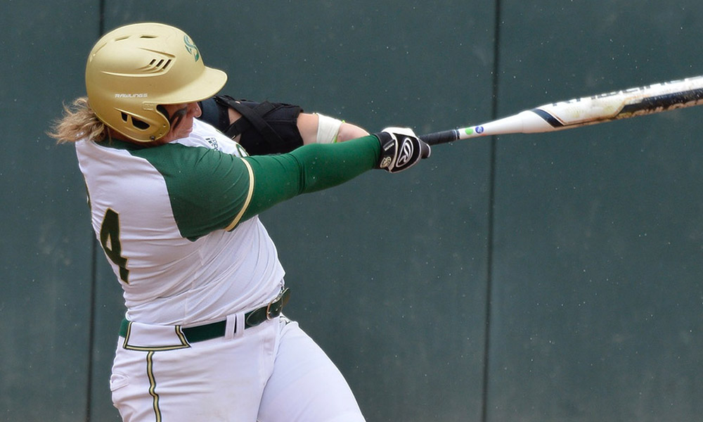 SOFTBALL BEGINS CONFERENCE PLAY WITH DOUBLEHEADER SWEEP OF SOUTHERN UTAH