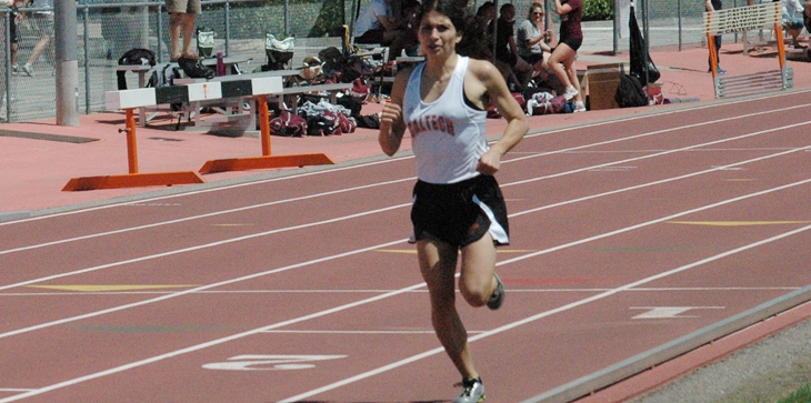Caltech Competes at Rossi Relays
