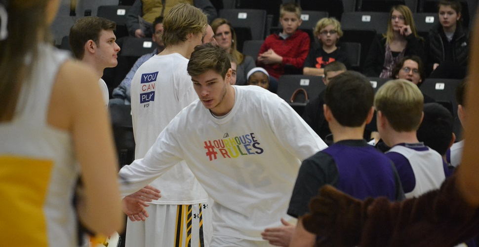 Men's Basketball Starts Second Half of #AEMBB Journey by Welcoming Albany on Wednesday